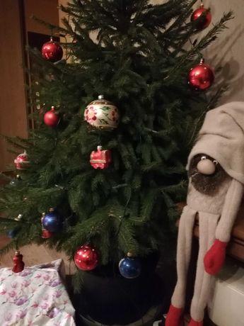 Gwiazdor Skrzat krasnal mikołaj ozdoby świąteczne