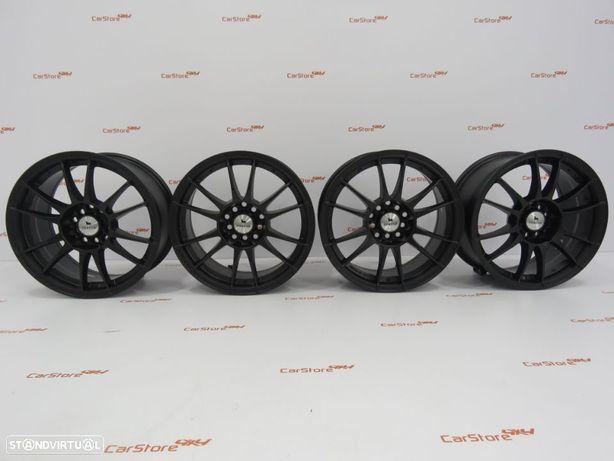 Jantes Torino Look OZ Ultraleggera 16 x 7 et30 5x100 + 5x114.3 Preto Matte