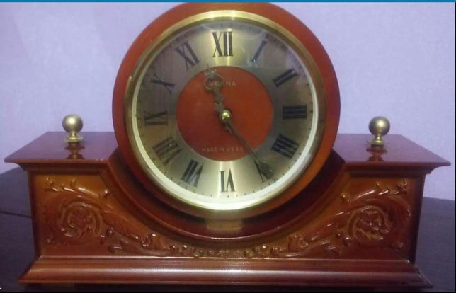 Продам часы настольно - каминные Весна.