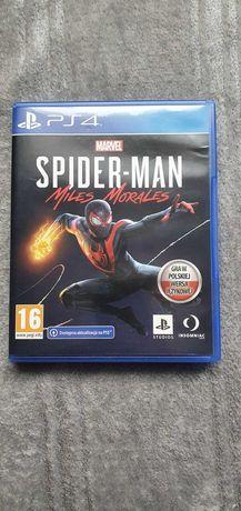 Gra Spider-Man PS 4 .