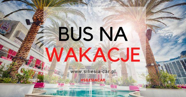 [Wynajem] Bus 9 Osobowy - Opel Vivaro | Wolne Terminy - Narty Praca