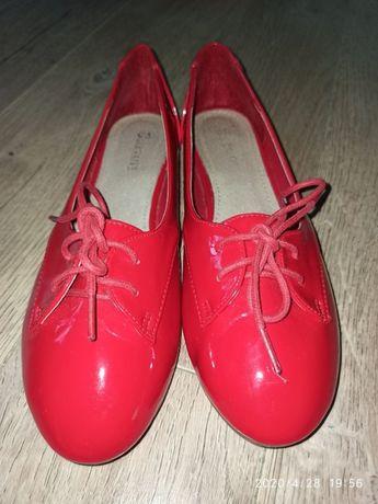 Туфли красные бу