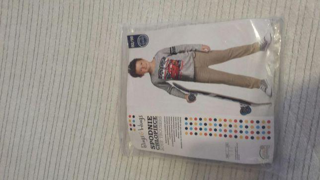 spodnie chłopięce 92-98 nowe wysylka gratis!!!