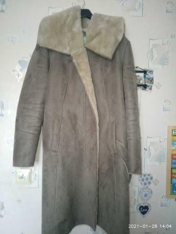 Płaszcz zimowy damski Promod 42