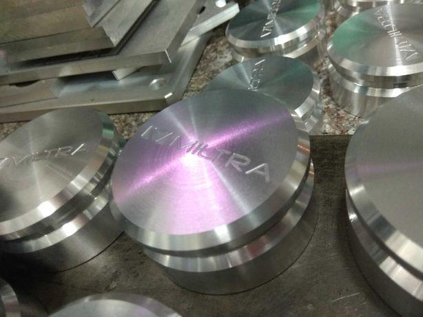 CNC toczenie frezowanie anodowanie malowanie proszkowe laser
