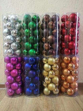 Елочные игрушки Новогодние шары Игрушки на ёлку Новогодние игрушки