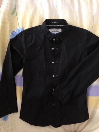 Новая итальянская рубашка на мальчика 5-6 лет
