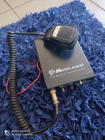 Rádio CB Midland