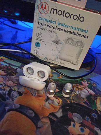 Motorola VerveBuds 110 TWS наушники беспроводные Bluetooth на гарантии