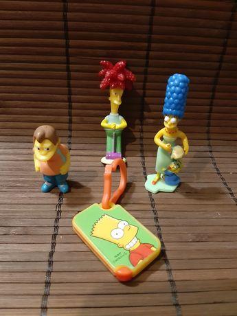 Figurki niespodzianki Simpsonowie
