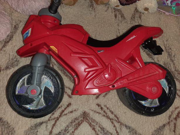 Толокар,мотоцикл