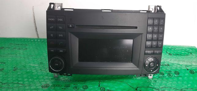 Radio CD Mercedes W169 W245