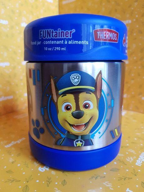 Детский термос для еды Thermos Funtainer Paw Patrol