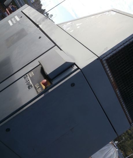 Compressor Atlas Copco GA55 Em Bom Estado