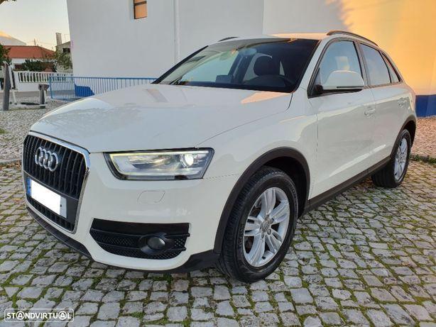 Audi Q3 2.0 TDi Sport Edition
