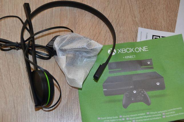 Nowy oryginalny XBOX ONE HEADSET słuchawka chat