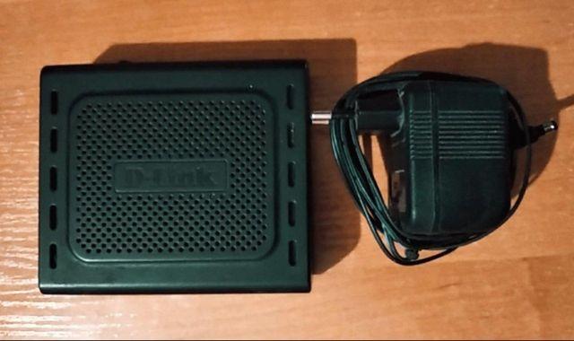 ADSL-роутер D-Link DSL-2500U