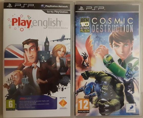 2 Jogos para PSP