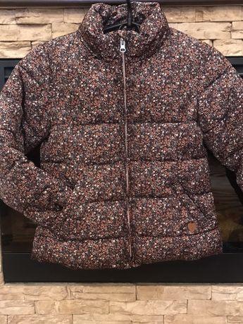 Куртка курточка пуховик Mango Kids на 128 р