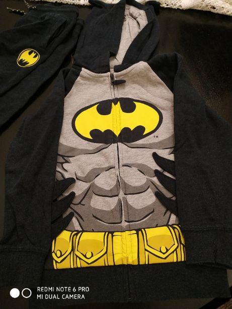 Fato treino Batman - 9 anos