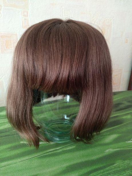 Натуральный парик для волос