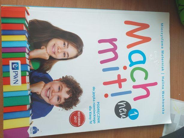 Podręcznik do języka niemieckiego klasa 4