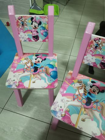 Детские деревянные стульчики
