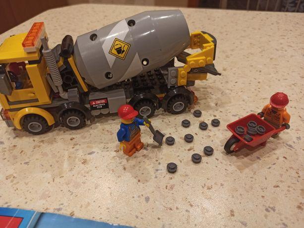 Lego 60018 City Betoniarka