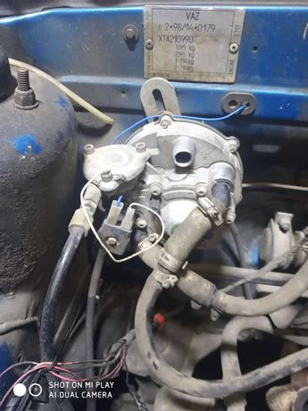 продам газову установку (газове обладнання) на авто