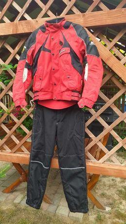 Strój motocyklowy SCOYCO cross, kurtka i spodnie
