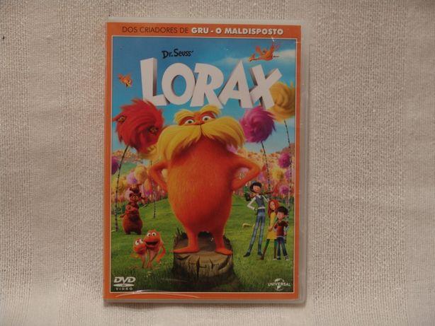 O Filme - Lorax - DVD