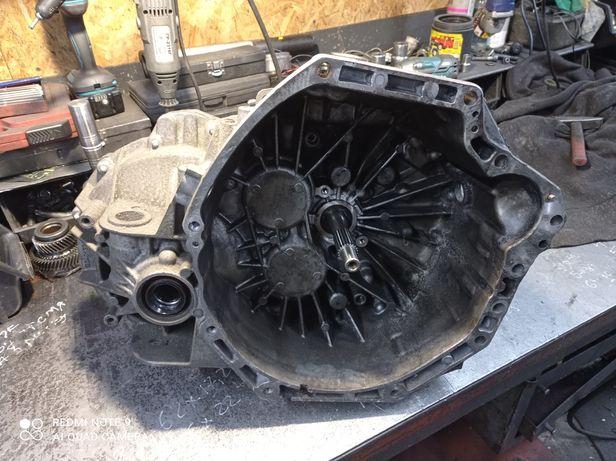 Коробка КПП трафик виваро 1.6 битурбо bi turbo PF6044 320102327R