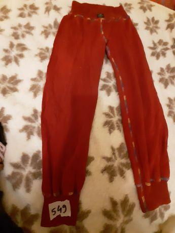 Spodnie welna merino 130