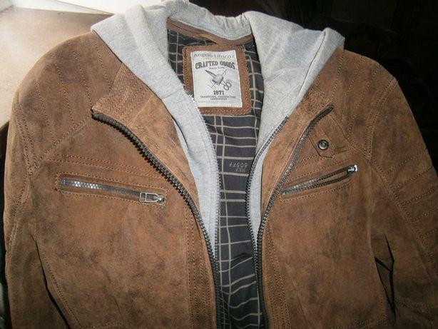 Nowa kurtka skorzana