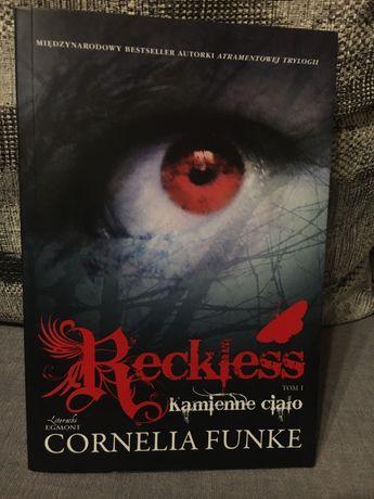 """""""Reckless. Kamienne ciało"""" Cornelia Funke"""