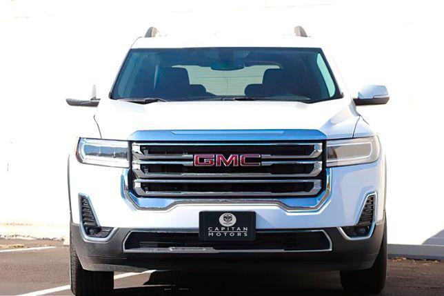 автомобіль GMC ACADIA SLE 2020