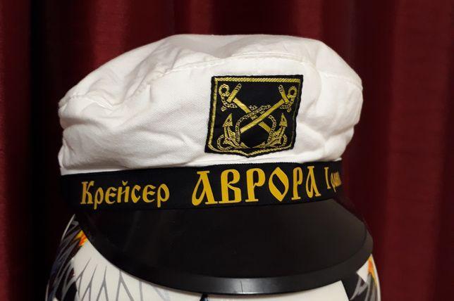 Кепка моряка Крейсер Аврора