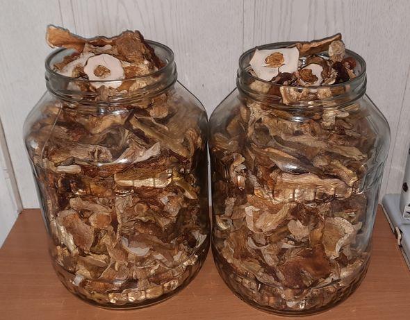 Sprzedam grzyby suszone prawdziwki borowiki