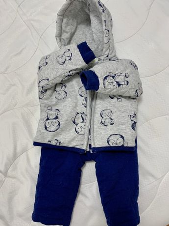 Детский весенний костюм