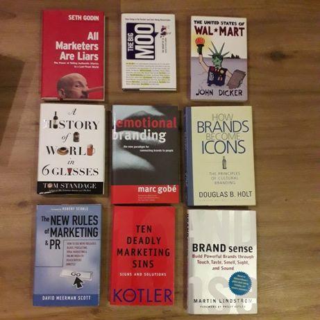 Livros de Marketing & Gestão - Inglês e Português - NOVOS PREÇOS