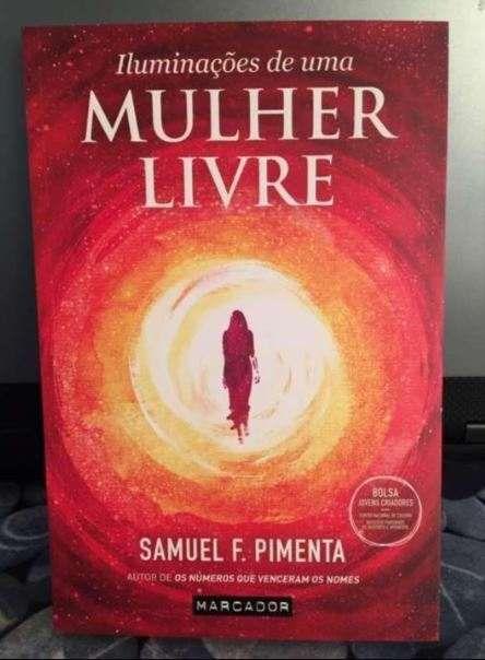 Iluminações de uma Mulher Livre de Samuel Pimenta - NOVO Alfragide - imagem 1