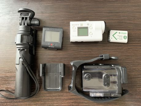 Продам экшн-камеру SONY FDR-X3000
