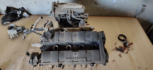 Cabeça motor Honda