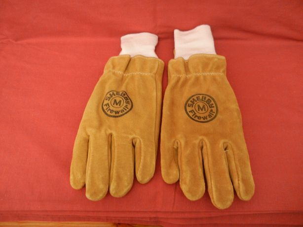 rekawice SHELBY Firewall Firefighter Gloves