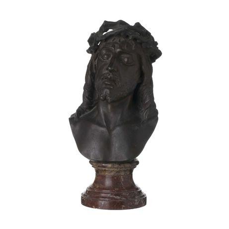 Busto Cristo Bronze