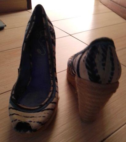 Sapato Bershka