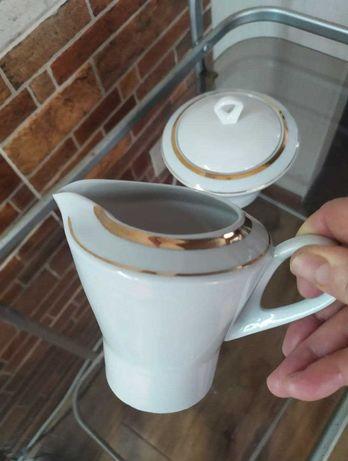 Сервиз Дулево 68г СССР Молочник Сахарница старинный фарфор посуда