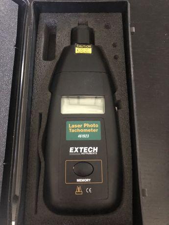 Лазерный тахометр шумомер