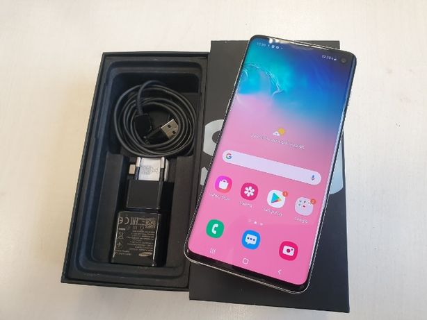Samsung Galaxy S10 512GB SM-G973F/DS Prism White