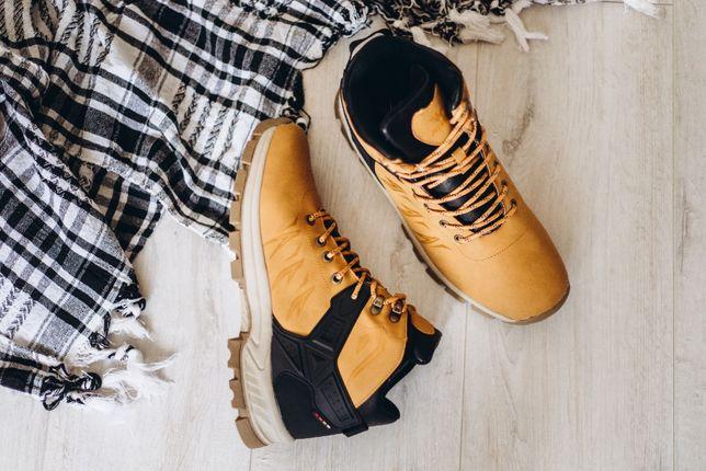 Мужские зимние ботинки ТОП качество